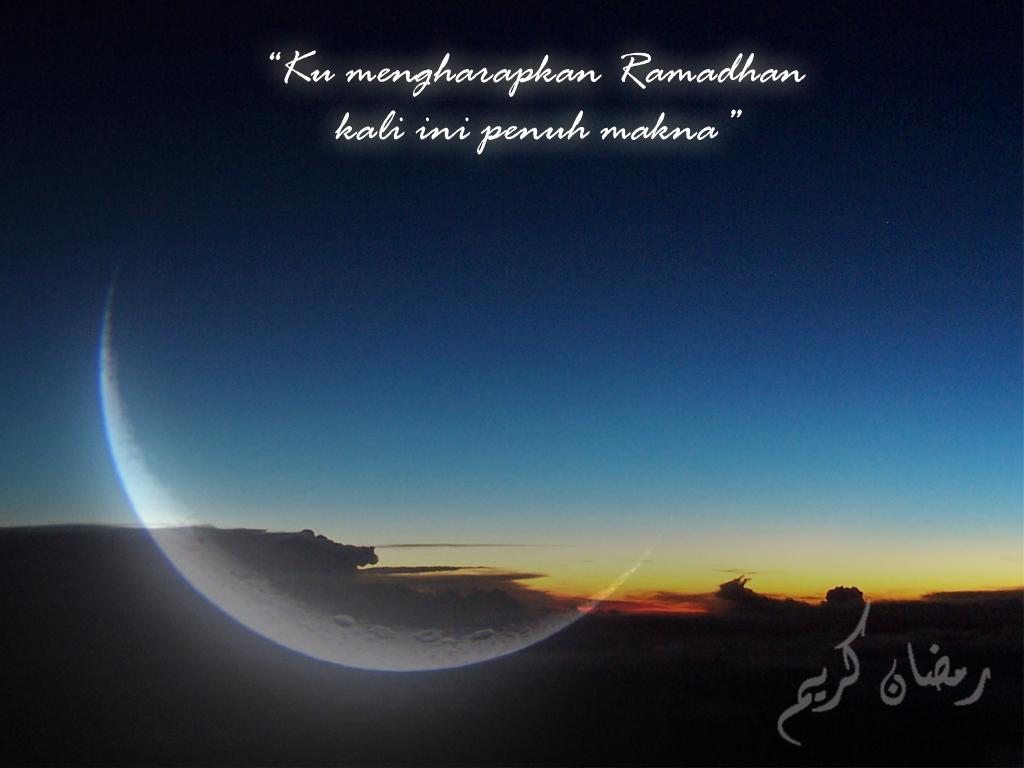 Detik detik keindahan Ramadhan